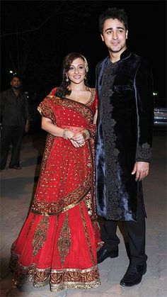 Bollywood, Tollywood & Más: Imran Khan & Avantika Malik Sangeet