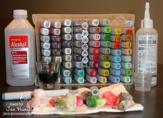 Simply Handcrafted: Copic Marker Maintenance
