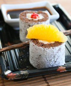 Tiramisu + Sushi = Tiramisushi