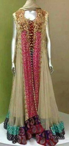 Latest Bridal Outfit Dresses 2016