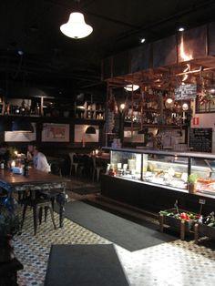 Kottbaren: Butcher shop/restaurant/cocktailbar in Stockholm