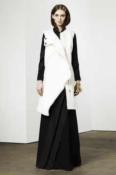 Thom Browne Pre-Fall 2014 - Runway Photos - Fashion Week - Runway, Fashion Shows and Collections - Vogue