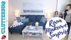 Surprise Room Makeover - Budget Decorating Tips - House of Decor Tips