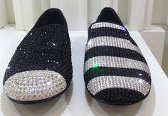 Bling bling. Giuseppe Zanotti Design #loveitalianshoes