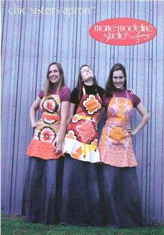 apron pattern- I have it