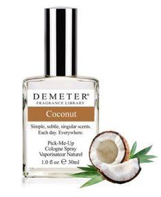 Coconut  Demeter Fragrance for women