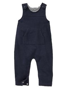 Favorite overall romper | Gap :: If it's a BOY