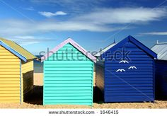 melbourne australia beach dressing shack - Google Search