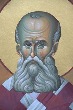 3 posts published by iconsalevizakis during June 2014 Byzantine Icons, Orthodox Icons, Fresco, Vignettes, Christianity, Saints, Religion, Lion Sculpture, Creations