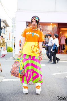 CUTE kawaii / decora fashion style ... Cheru, 18 years old, student | 6 August…