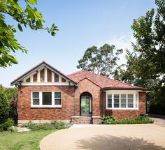 A Quirky Renovation Beautifully Reinterprets this 1930s Bungalow