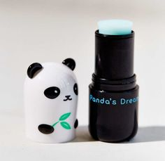 A little panda whose only mission in life is to help you combat tired, puffy eyes. 36 Amazing Gifts For People Obsessed With Korean Beauty Korean Products, Best Face Products, Beauty Products, Japanese Products, Panda's Dream, Blusher Tips, Skin Care Routine For 20s, Face Routine, Eye Base