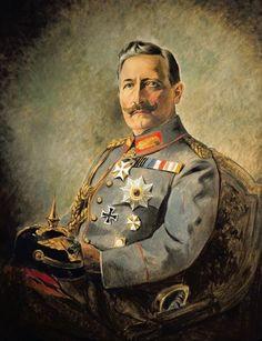 Nedomansky Studio, Vienna : Wilhelm II, German Emperor...