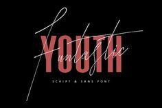 Funtastic Youth Typeface by Maulana Creative on @creativemarket