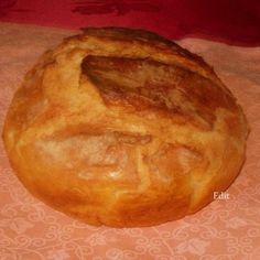 Gyors házi cipó | Nosalty Bread, Food, Brot, Essen, Baking, Meals, Breads, Buns, Yemek