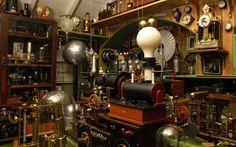 машина времени в стиле стимпанк: 15 тыс изображений найдено в Яндекс.Картинках