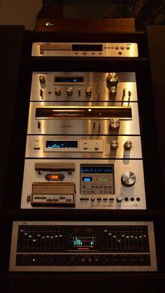 high end audio equipment brands Pioneer Audio, Radios, Speaker Amplifier, Speakers, Audio Rack, Hi Fi System, Hifi Audio, Hifi Stereo, Audio Sound