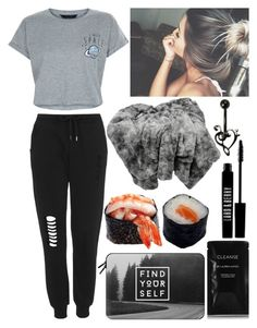 """""""Lazy day"""" by musicmelody1 on Polyvore featuring New Look, Topshop, Casetify, Cleanse by Lauren Napier and Lord & Berry"""