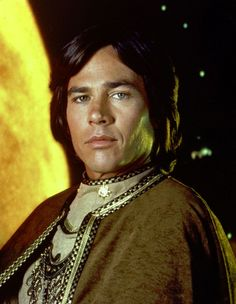 Captain Apollo (Richard Hatch) - Battlestar Galactica (1978-79)