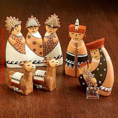 swedish wooden nativity sets - Yahoo Image Search Results