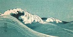 Busacca Gallery - Antique Japanese Handmade Woodblock Print The . Japanese Artwork, Japanese Painting, Japanese Prints, Chinese Painting, No Wave, Britisches Museum, Hokusai, Japanese Water, Art Asiatique