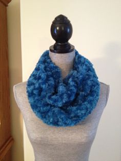 Luxury Plush Infinity Scarf in Teal: $20.00   This scarf is made from a soft plush fabric that layers beautifully and feels gentle against the skin. Please note that due to limitation in material that this scarf is the same length as a regular infinity scarf. Infinity, Layers, Feels, Plush, Note, Luxury, Fabric, Beauty, Fashion