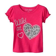 SONOMA life + style Sequined Slubbed Tee - Toddler. size: 2t a 4t. Price: $8.10