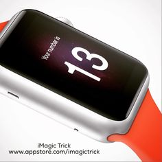 iMagic Trick is available for the iPhone iPad and Apple Watch.  Perform the trick on your iPhone and reveal the magic number on your Watch.   Check it out: www.appstore.com/imagictrick  #magic #app #iphone #trick #applewatch #apple #apps #apple_watch #magical #magictrick #imagictrick #watchos #watchos2 #ios #ios9 #appstore #itunes #applestore #downloadnow #applewatchfans