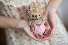 Выкройка мишки. Автор Марика Шмидт / Мишки / Бэйбики. Куклы фото. Одежда для кукол