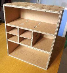 Из ненужного в нужное. Часть 7: идеи использования картонных коробок - Ярмарка Мастеров - ручная работа, handmade