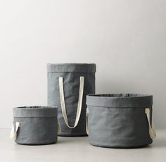 Distressed Canvas Tote