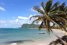 Coast around Coconut Bay, St Lucia - Tropical Sky blogger Nicola stays at Coconut Bay Resort & Spa