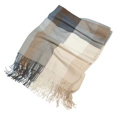 Harbor Fog Alpaca Throw - Home Accents - Products