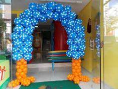 Resultado de imagem para festa galinha pintadinha rosa Balloon Arch, Balloons, Ideas Para Fiestas, Candy Colors, 4th Of July Wreath, Alice, Birthday Parties, Baby Shower, Party