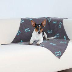 Couverture Beany Os - Plaid et couverture pour chien -  / wanimo