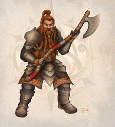 Dwarf by Anant-art.deviantart.com on @DeviantArt #dwarf #wow #dnd #paizo #pathfinder #wizardofthecoast #paizoart #indianartist #aishwaaryanant #game #illustration #characterdesign #conceptart #tcggame #rpggame #mtggame #tcg #rpg