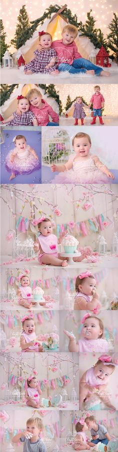 A Shabby Chic First Birthday for Miss D!   Heidi Hope Photography