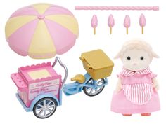 Dolly's Candy Floss Sylvanian Families