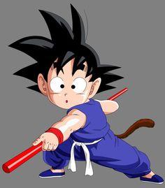 kid goku   Kid Goku - Pilaf Saga by dbkaifan2009