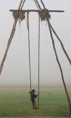 Nepali Swing that we play in our greatest festival, Dashain  www.riverholidaysnepal.com