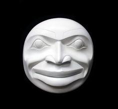 Coastal Peoples Fine Arts Gallery - Masks  Moon Magic Mask