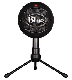 Amazon.com: Blue Snowball iCE Condenser Microphone, Cardioid - Black: Musical Instruments