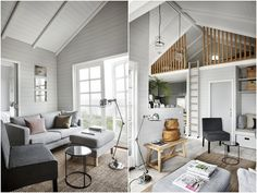 Santi's Royal Home: Coastal Cozy Modern Barn, Modern Decor, Dream Home Design, House Design, Asian Decor, Dream Decor, Humble Abode, Home Projects, Interior Inspiration