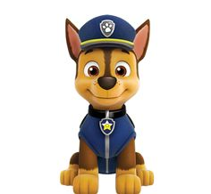 Image - Pp-characterart-chase. Paw Patrol Chase Cake, Bolo Do Paw Patrol, Zuma Paw Patrol, Cumple Paw Patrol, Paw Patrol Party, Paw Patrol Birthday, Imprimibles Paw Patrol, Paw Patrol Decorations, Paw Patrol Invitations