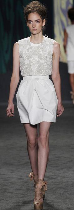 Vera Wang, Spring 2013 Couture