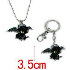당신의 용 장난감 키 체인 새로운 패션 귀여운 한적한 목걸이 펜던트 열쇠 고리 장난감
