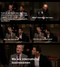my favorite barney moment