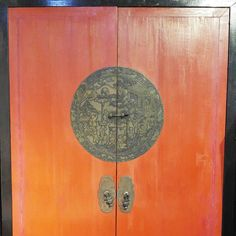 Vintage Oriental Cabinet Available exclusively at Red Sega Seeds Singapore. Visit Us Today! Best Places In Singapore, Unique Vintage, Vintage Furniture, The Good Place, Oriental, Seeds, Buy And Sell, Cabinet, Stuff To Buy
