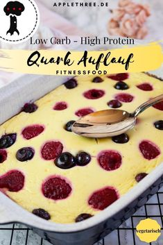 Low Carb Sweets, Low Carb Desserts, Healthy Sweets, Dessert Recipes, Healthy Low Carb Recipes, High Protein Recipes, Healthy Breakfast Recipes, Protein Desserts, Protein Foods