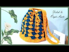 Midye Torba Çanta Yapımı / knitting bag Part 2 - YouTube Tabata, Knitted Bags, Friendship Bracelets, Beanie, Knitting, Youtube, Jewelry, Fashion, Jewlery